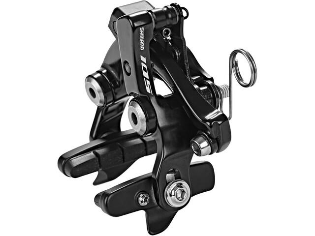 Shimano BR-R7010-R Rim Brake Direktmonterad bakhjul kedjestag black